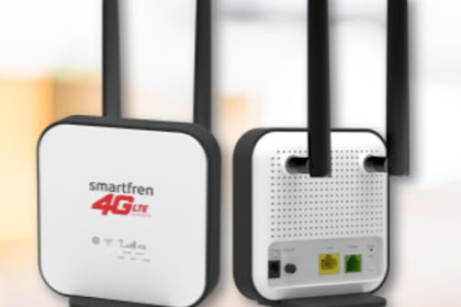 Spesifikasi Smartfren Wi Box Home Router