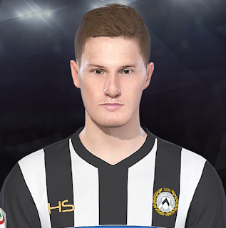 PES 2018 Faces Jakub Jankto by Prince Hamiz