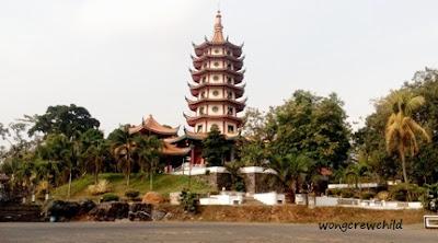 lokasi pagoda avalokitesvara watugong semarang