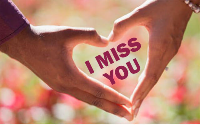 miss you love images