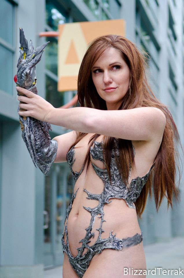 Sexy Witchblade Cosplay