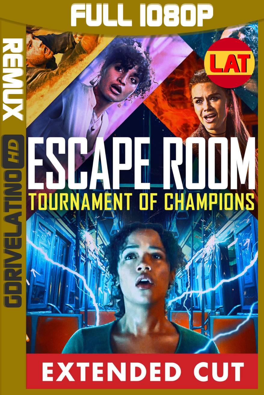 Escape Room 2: Reto Mortal (2021) EXTENDED BDRemux 1080p Latino-Ingles MKV