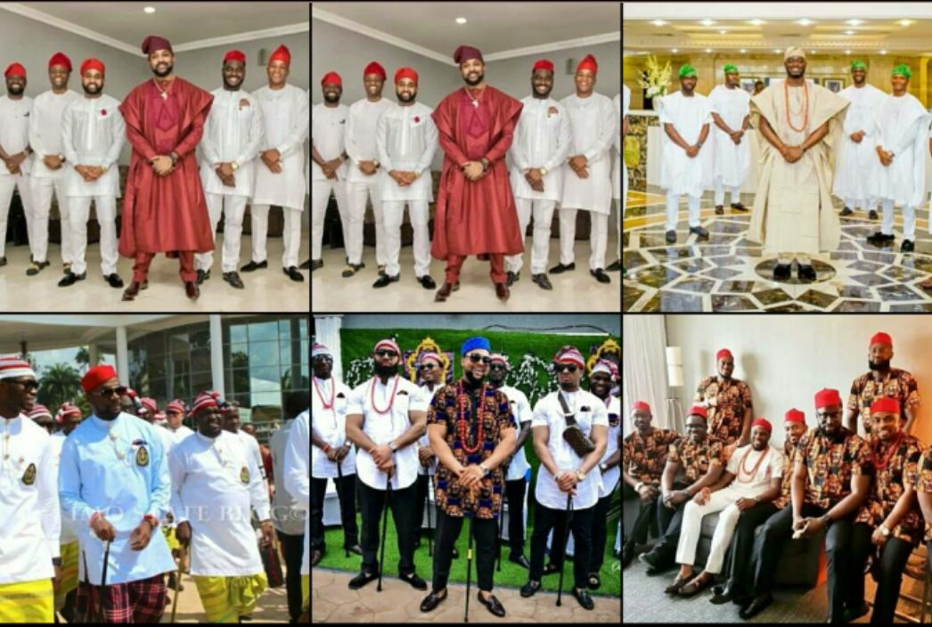 See the difference between Yoruba and Igbo guys