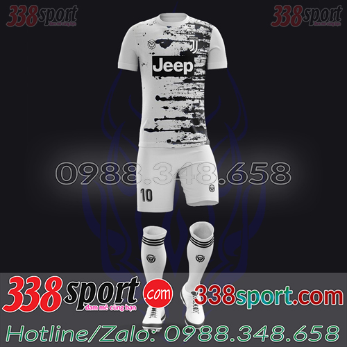 Áo Juventus Đặt May Theo Yêu Cầu - Mã JUVENTUS 04