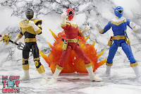 Power Rangers Lightning Collection Zeo Red Ranger 53
