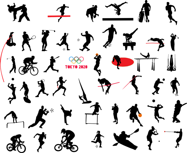 Tokyo olympics game event 2020 Event