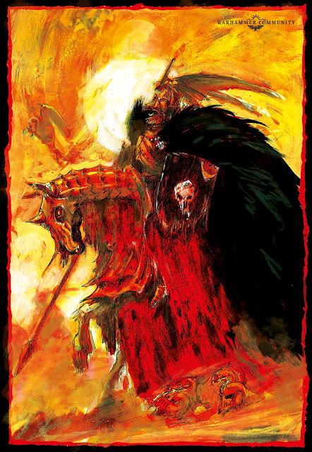 Caballero Sangriento John Blanche
