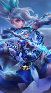 Miya Moonlight Archer Heroes Marksman of Skins V3