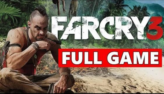 تحميل لعبة Far Cry 3 للكمبيوتر مجانا كاملة  الاصلية,لعبة far cry 3 للكمبيوتر