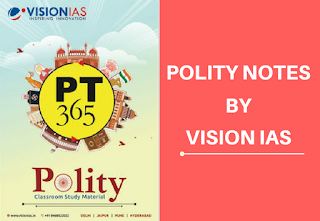 Polity Notes By Vision IAS