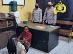 Polsek Wera Amankan Terduga Pencuri Kambing Asal Desa Nunggi, Begini Kronologisnya