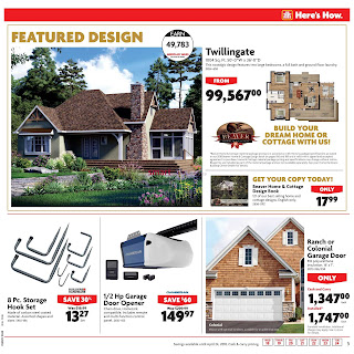 Home Hardware Weekly Flyer April 19 - 25, 2018