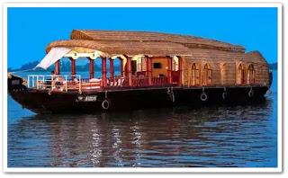 Houseboat di India