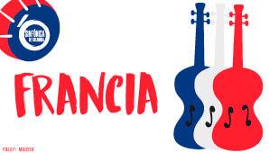 FRANCIA: Sinfónica Nacional y Gautier Dooghe