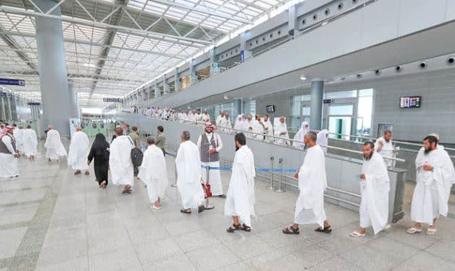 ASIAN COUNTRIES IN TOP LIST OF SENDING UMRAH PILGRIMS