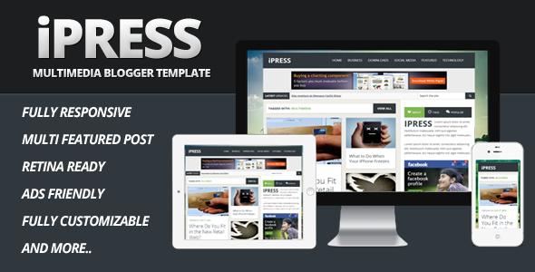 5 best premium blogger templates of 2014 acehdev freeware for Best paid blogger templates