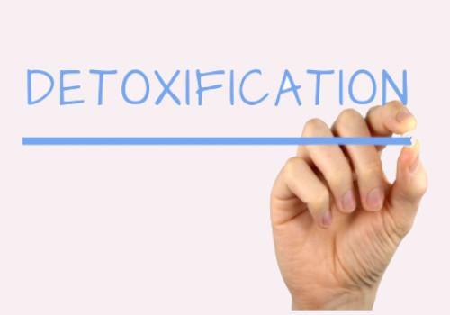 lemon juice help in detoxification