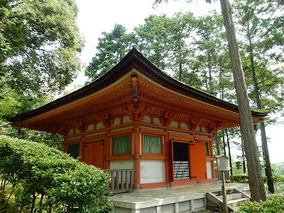 石山寺心経堂