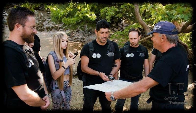 Ο Γιάννης Ματαλλιωτάκης μας μιλά για το 2o Tactical Commando Survival που θα παρακολουθείτε από το ΚΡΗΤΗ ΤV