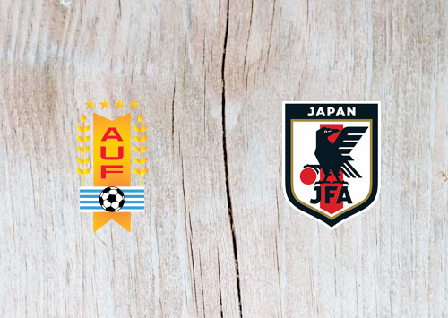 Uruguay vs Japan Full Match & Highlights 21 June 2019