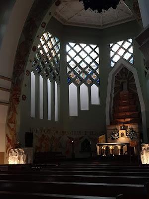 Interior da igreja Senhora da Conceição
