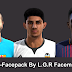 PES 2013 Mini-Facepack By L.G.R Facemaker
