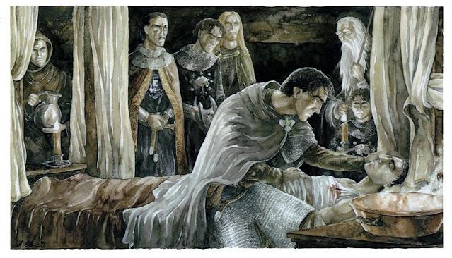 Reglas caseras para Dungeons & Dragons - Heridas - Faramir