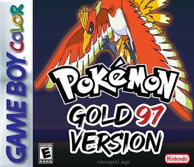 Pokemon Gold 97 GBC ROM Hack Download