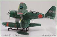 Mitsubishy F1M2 Pete 1/48 Hasegawa