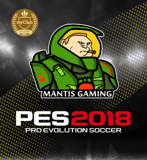 PES 2018 PS3 MyClub Legends Offline by Junior Mantis