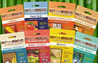 matts munchies flavors