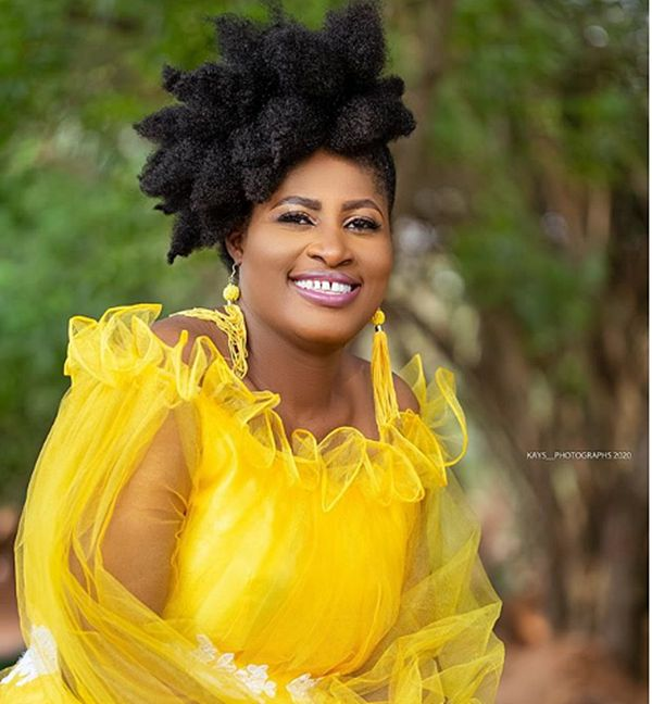 Men Are Not Asking For My Hand in Marriage - Single gospel Musician Patience Nyarko