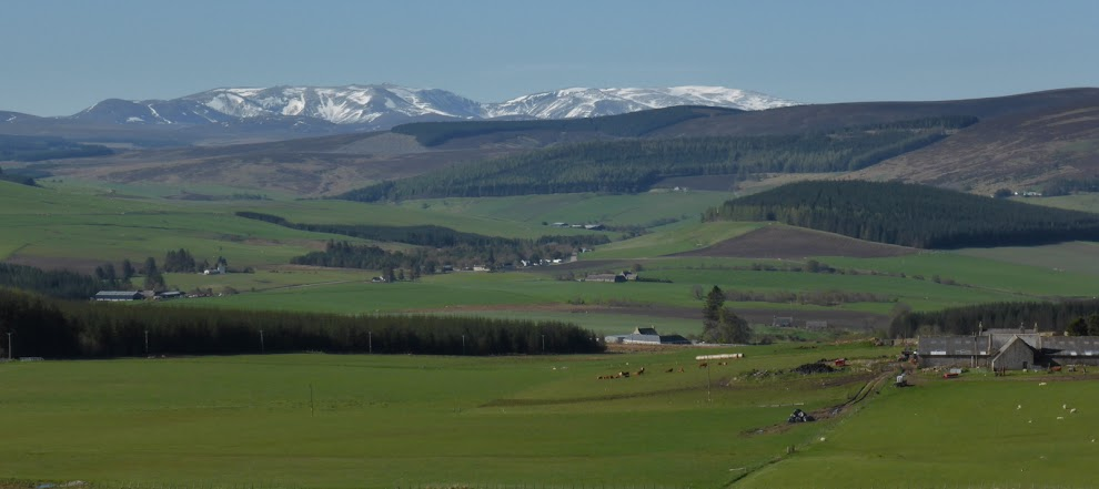 Holidays in Glenlivet in the Cairngorms National Park