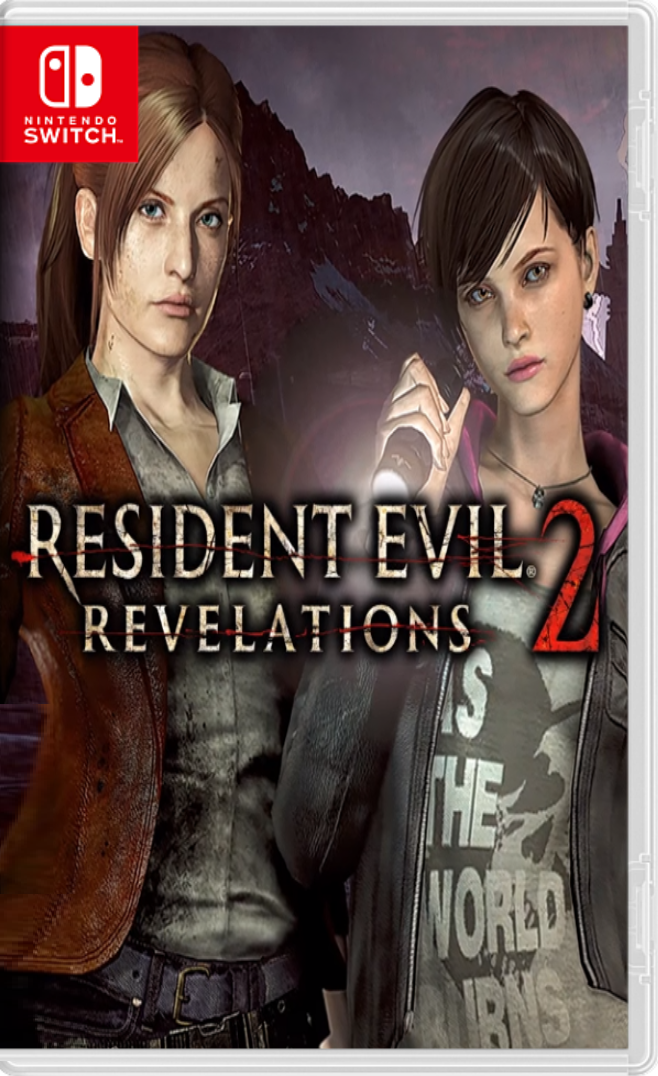 Resident Evil Revelations 2 NSP Switch