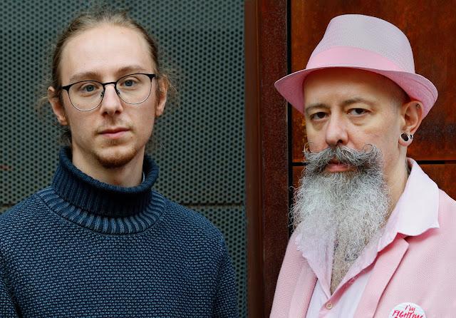 Enrico Degani e Fabrizio Modonese Palumbo lançam novo disco em dezembro