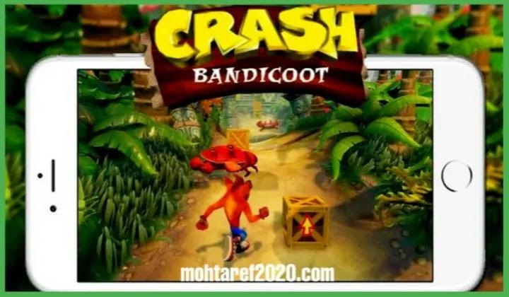 تحميل لعبة كراش للايفون من الاب ستور مجانا Crash Bandicoot 2021