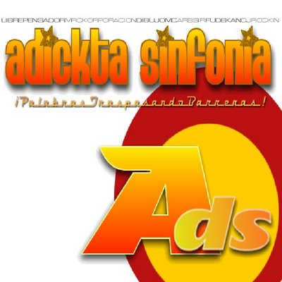Adickta Sinfonía - Palabras traspasando barreras - Descarga
