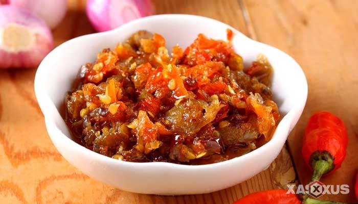 Resep cara membuat sambal mercon
