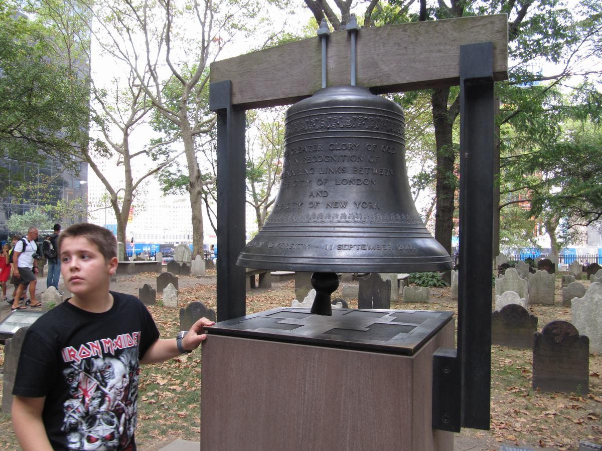 campana de la Esperanza Nueva York
