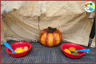 Thanksgiving Storybook STEM | Apples to Applique