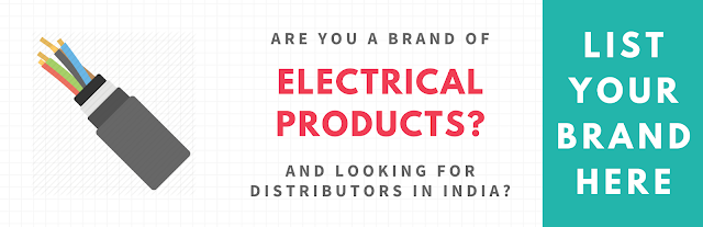 List Your Electrical Products brands Here...