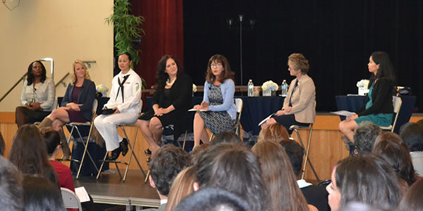 Forum panel speakers