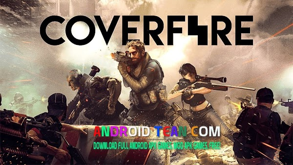 Cover Fire: FPS 1.10.6 Apk + Mod Vip Unlocked,Unlimited Money/Enemy + Data