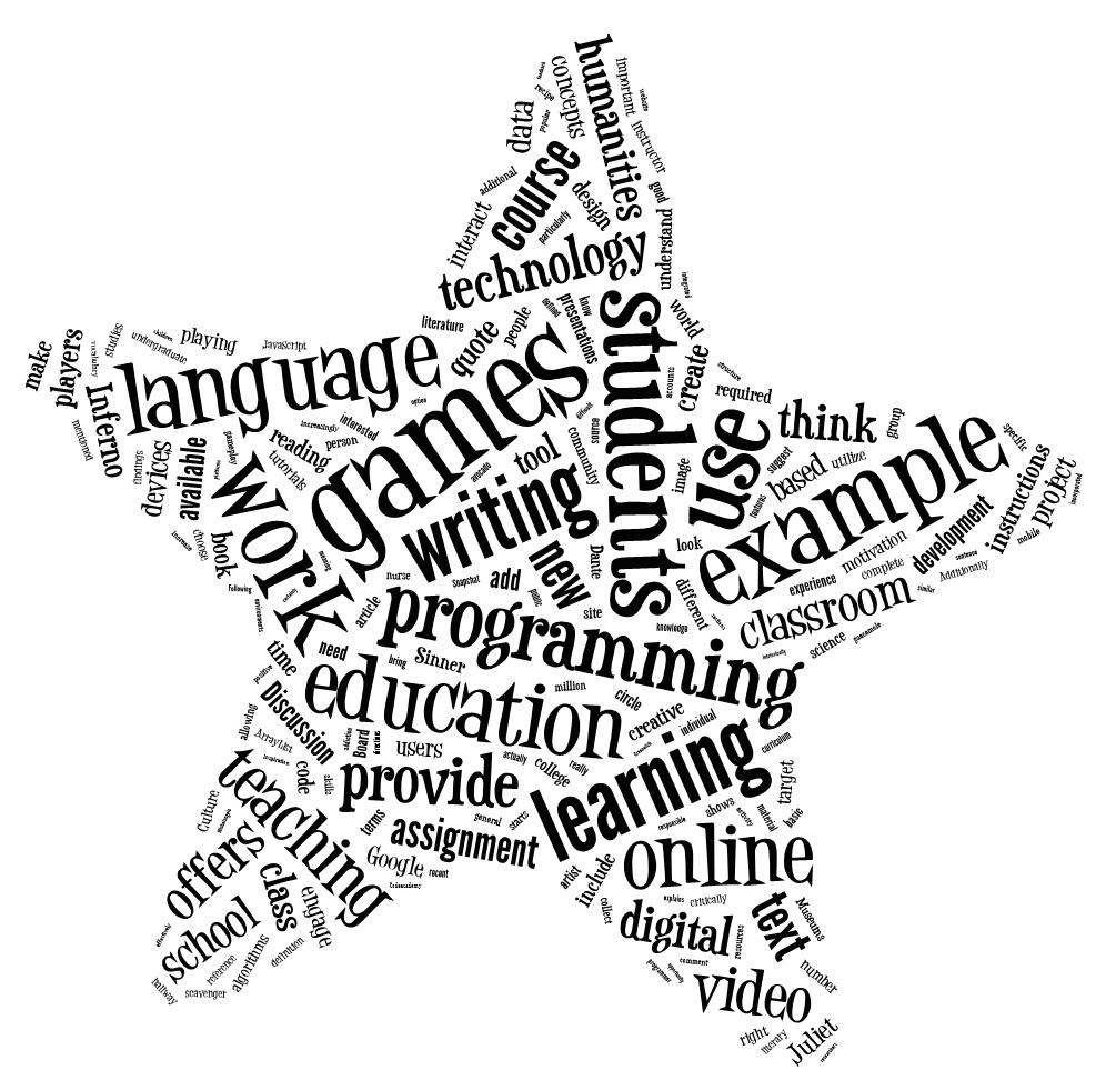5 Free Low-Tech Word Cloud Generators | HASTAC