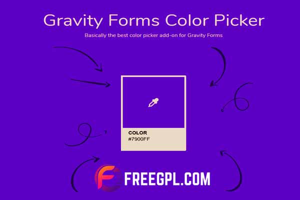 Gravity Forms Color Picker Add-on Nulled Download Free
