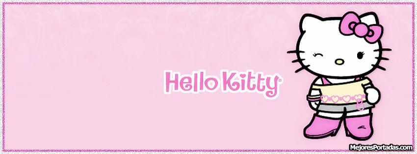 Cute Kc Name Laptop Wallpaper Portadas Facebook Timeline Biograf 205 A Hello Kitty