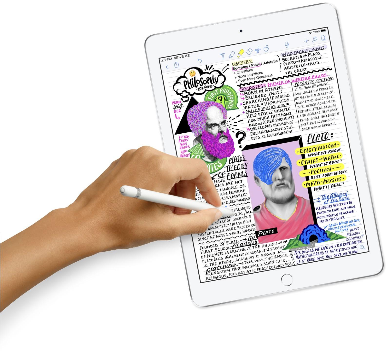 iPad 學生