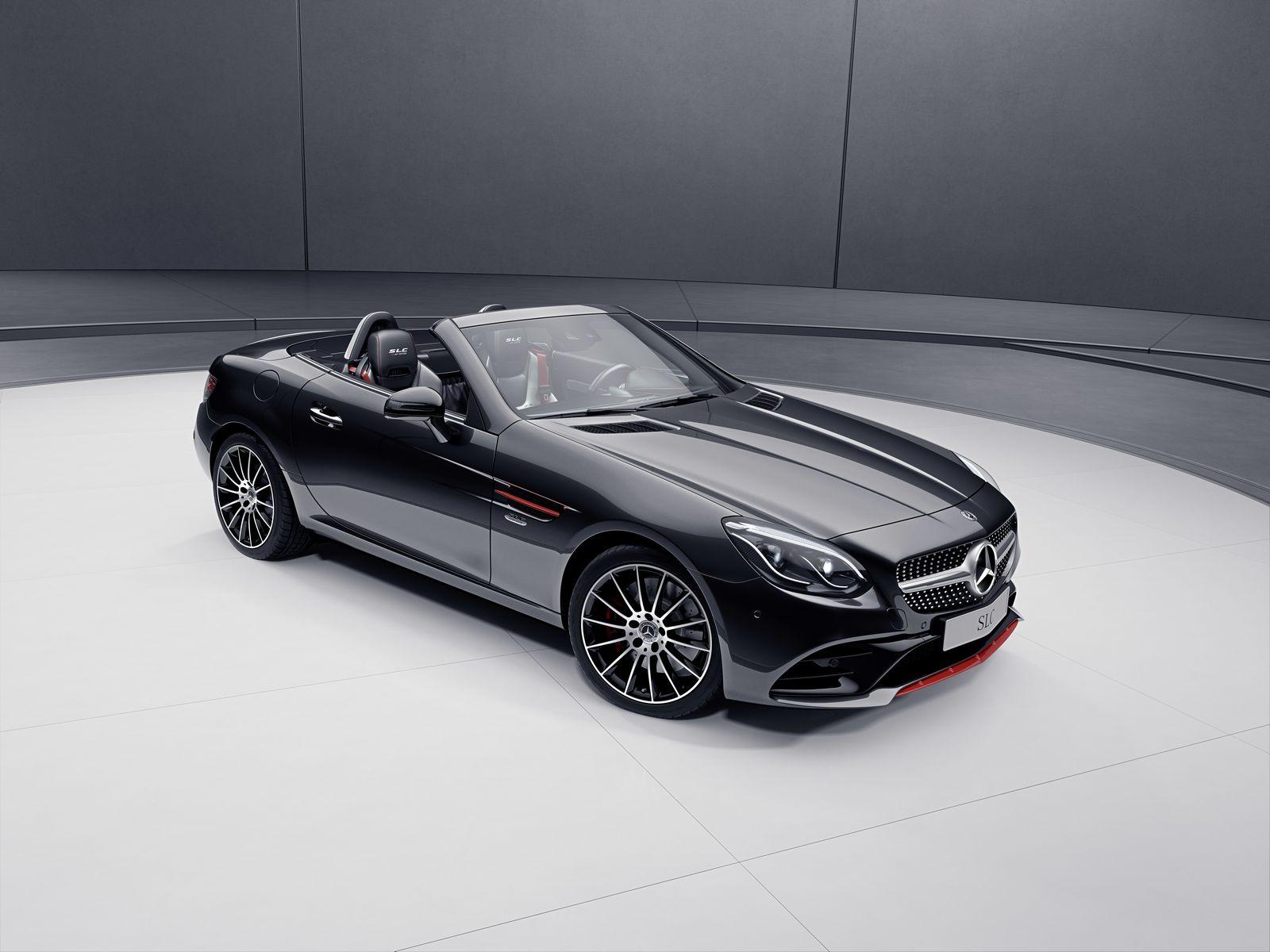 Slc  Mercedes Benz Sl Class