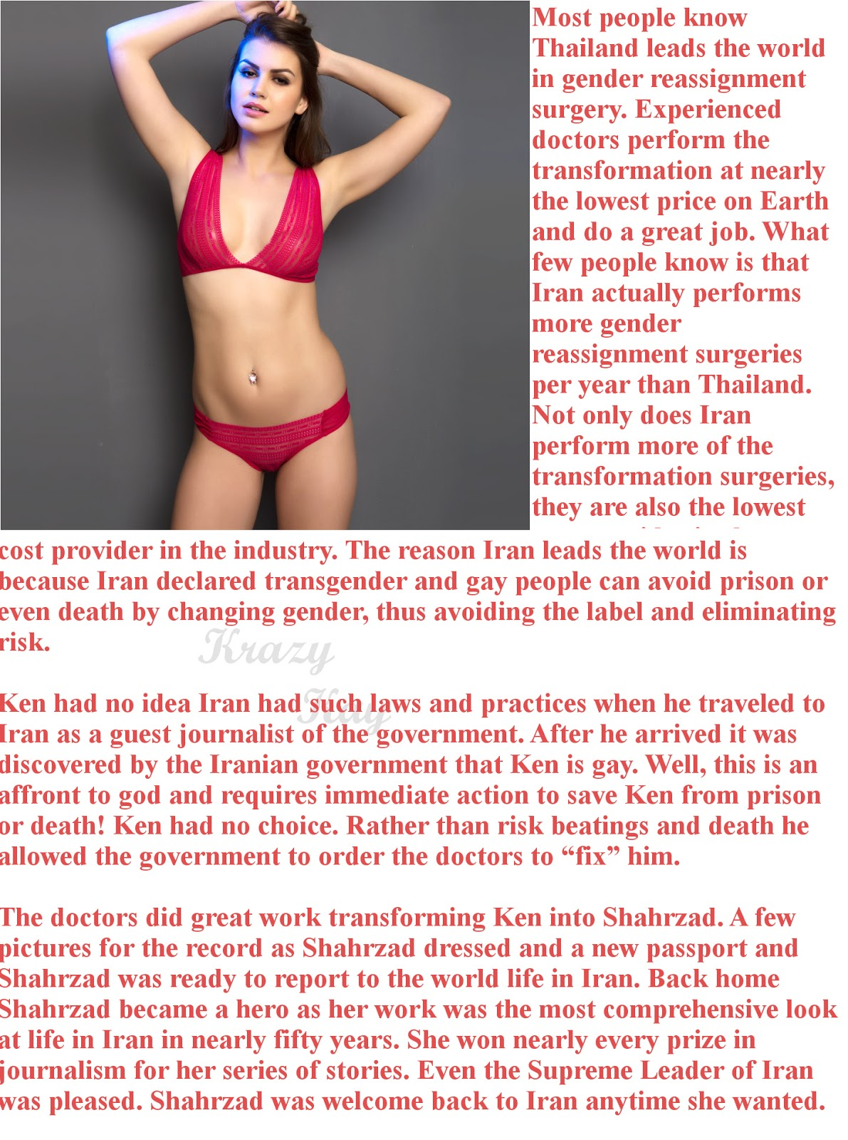 Krazy Kays Tg Captions And Swaps The Best Doctor-2413