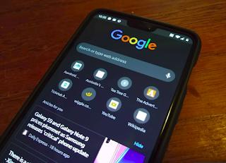 Google Chrome telah melakukan update, dimana banyak fitur yang telah di tambahkan. Salah satu fitur tersebut adalah dark mode / mode gelap. Dan inilah langkah-langkah cara mengaktifkan dark mode di google chrome android.